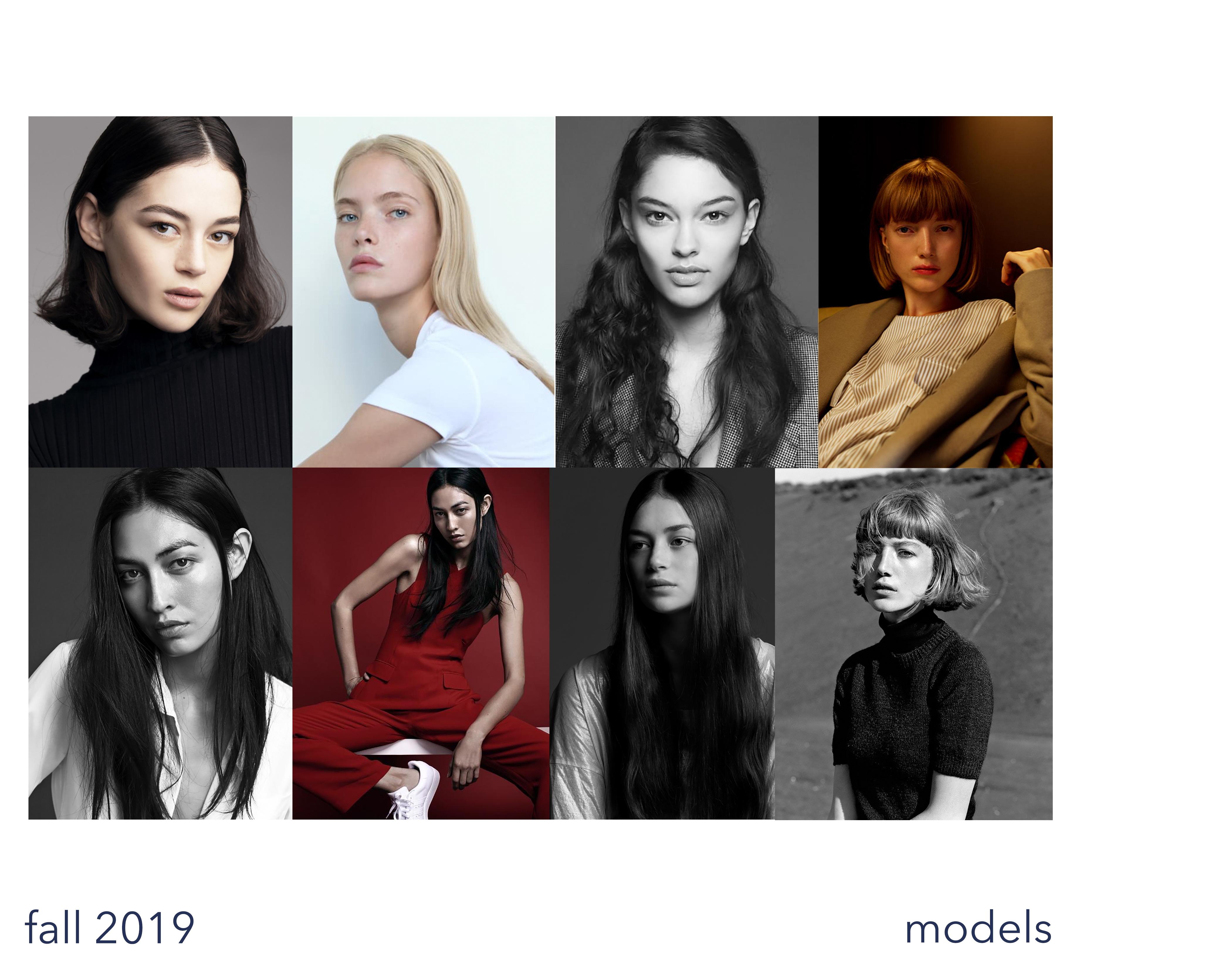 models fall 19