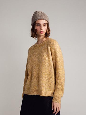 yellow sweater 2